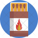 Fire Flame Ignition Icon