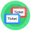 Coupons Tickets Match Tickets Icon