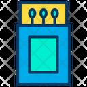 Match Matchstick Box Icon