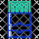 Matchbox Fire Matches Icon