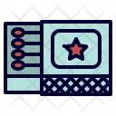 Match Camping Campfire Icon