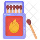 Pack Of Matches Matchbox Matches Icon