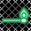 Matchbox Stick Icon