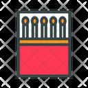 Matches Match Box Match Icon