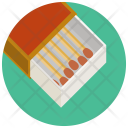 Matchstick Box Icon