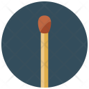 Matchstick Stick Icon