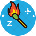 Matchstick Matchbox Stick Icon