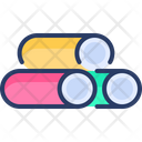 Material Element Layer Icon