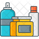 Materials Bottle Icon