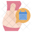 Maternity Leave Pregnancy Pregnant Icon