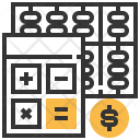 Math Function Calculator Icon