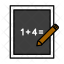 Write Math Pen Icon