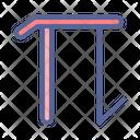 Mathematics Pi Constant Icon