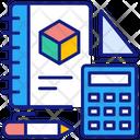 Math Maths Drafting Icon