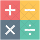 Math Accounting Mathematical Icon
