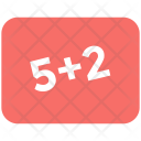 Maths Calculations Math Icon