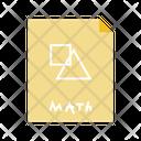 Math Paper Icon