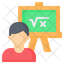 Math Presentation Icon