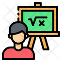 Presentation Class Classroom Icon
