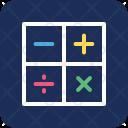 Math Symbol Icon