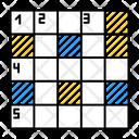 Mathematical Puzzle Icon
