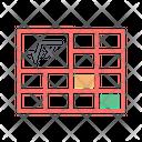 Mathematical Sheet Icon