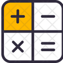 Mathematical Symbols Icon