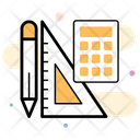 Mathematical Tools Icon