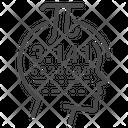 Mathematician Ability Calculate Icon
