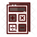Mathematics Calculation Calculator Icon