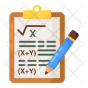 Maths Mathematics Arithmetic Icon