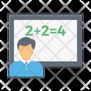 Mathematics Icon