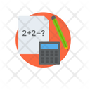 Mathematics Calculus Calculation Icon