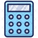 Mathematics Calculator Icon