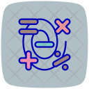 Mathematics Digital Calculation Icon
