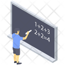 Mathematics Practice Icon