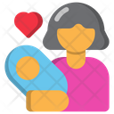 Mama Parent Love Icon
