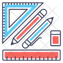 Geometry Measurement Tools Drawing Tool Icon