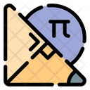 Maths Mathematics Trigonometry Icon