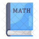 Maths Book Curriculum Notebook Icon