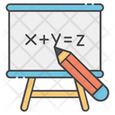 Maths Class Maths Lecture Equation Icon