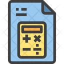 Maths File Icon