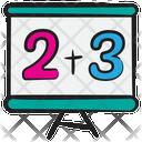 Maths Training Icon