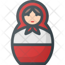 Matreshka Dall Rissian Icon