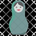 Simple Present Russian Icon