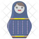 Matreshka Medium Size Icon