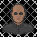 Matrix Morpheus Icon