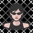 Matrix Trinity Icon