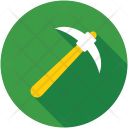 Pick Tool Construction Icon