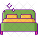 Mattress Cleaning Bed Furniture Icon